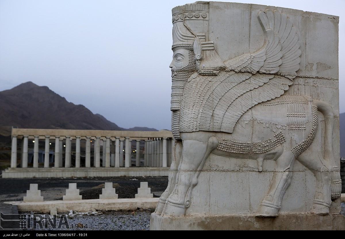 ساخت نخستین مینی ورلد خاورمیانه در ملایر